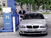 Водородный двигатель – будущее автопрома