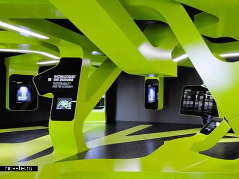 Робот-принтер размером с портальный кран распечатает дома